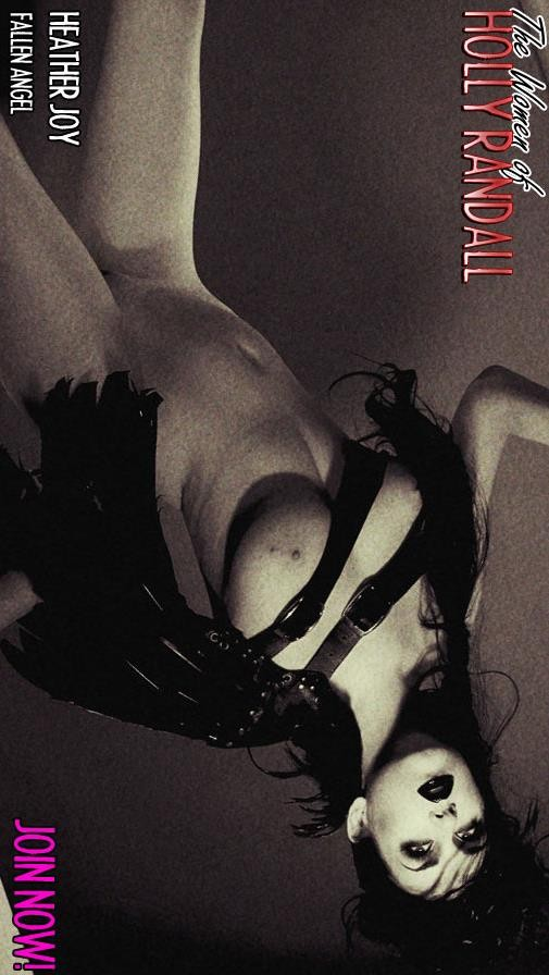 Heather Joy - `Fallen Angel` - by Holly Randall for HOLLYRANDALL ARCHIVES