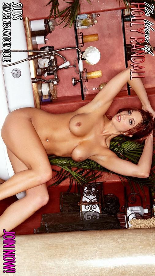 Jayden Cole - `Suds` - by Holly Randall for HOLLYRANDALL ARCHIVES