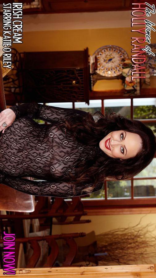 Katie O Riley - `Irish Cream` - by Holly Randall for HOLLYRANDALL ARCHIVES