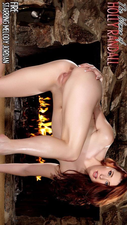 Melody Jordan - `Fire` - by Holly Randall for HOLLYRANDALL ARCHIVES