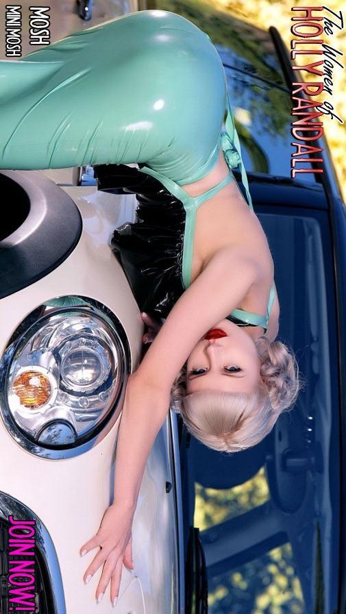 Mosh - `Mini Mosh` - by Holly Randall for HOLLYRANDALL ARCHIVES