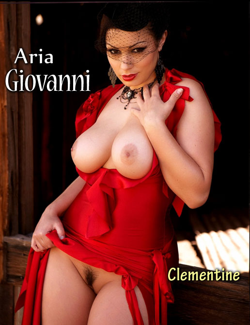 Aria Giovanni - `Clementine` - by Holly Randall for HOLLYRANDALL