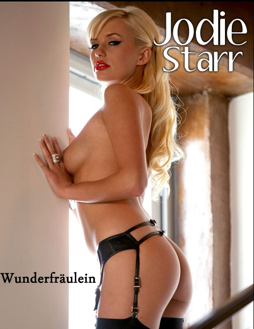Jodie Starr - `Wunderfraulin` - by Holly Randall for HOLLYRANDALL