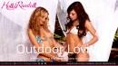 Alyssa Reece & Prinzzess Felicity Jade - Outdoor Lovin'