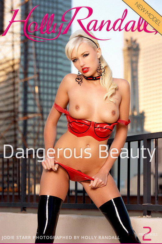Jodie Starr - `Dangerous Beauty` - by Holly Randall for HOLLYRANDALL