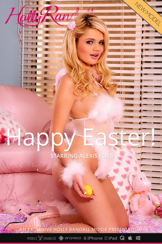Alexis Ford - `Happy Easter!` - by Holly Randall for HOLLYRANDALL