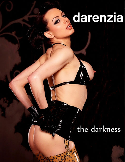 Darenzia - `The Darkness` - by Holly Randall for HOLLYRANDALL