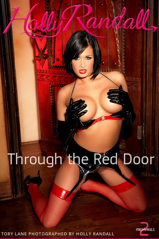 Tory Lane - `Through the Red Door` - by Holly Randall for HOLLYRANDALL