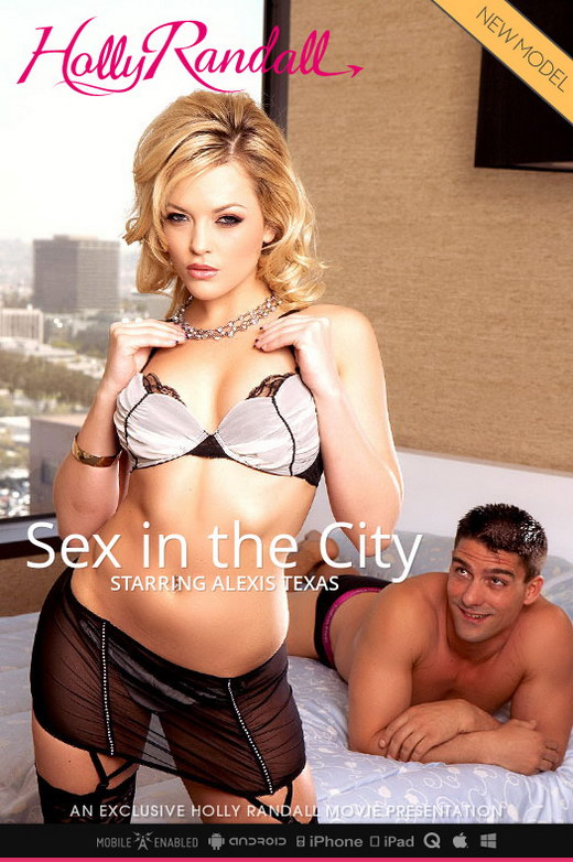 Alexis Texas - `Sex in the City` - by Holly Randall for HOLLYRANDALL