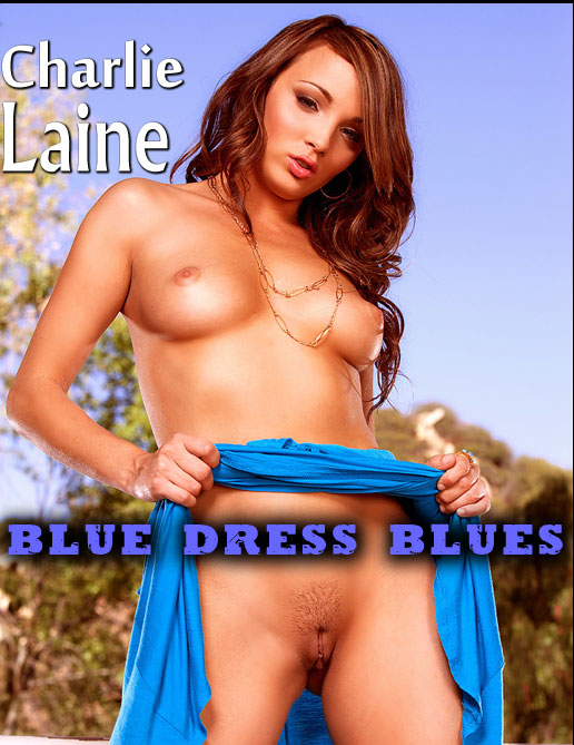 Charlie Laine - `Blue Dress Blues` - by Holly Randall for HOLLYRANDALL