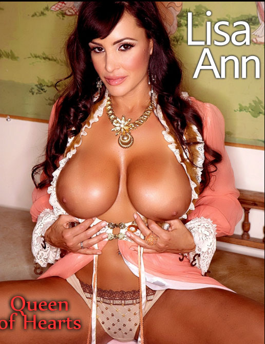 Lisa Ann - `Queen of Hearts` - by Holly Randall for HOLLYRANDALL