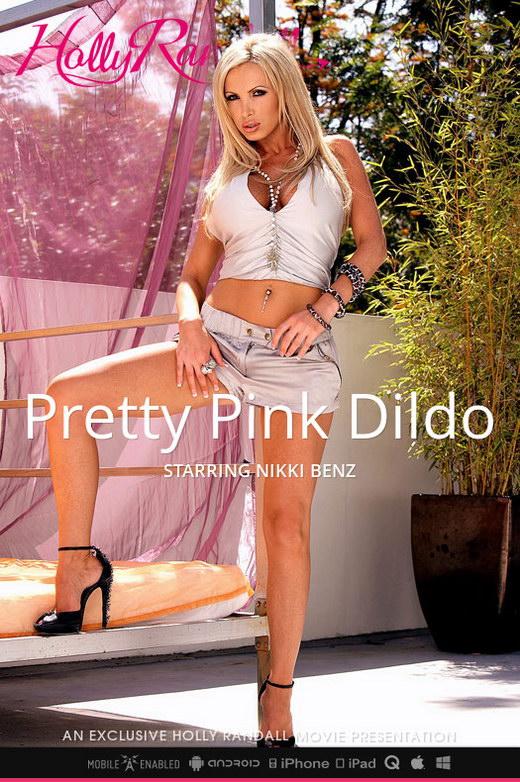 Nikki Benz - `Pretty Pink Dildo` - by Holly Randall for HOLLYRANDALL