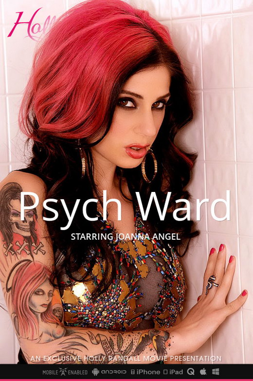 Joanna Angel - `Psych Ward` - by Holly Randall for HOLLYRANDALL