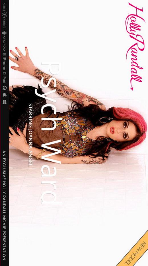 Joanna Angel - `Psych Ward` - by Holly Randall for HOLLYRANDALL