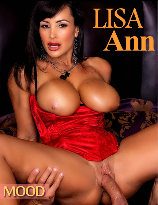 Lisa Ann - `Mood` - by Holly Randall for HOLLYRANDALL