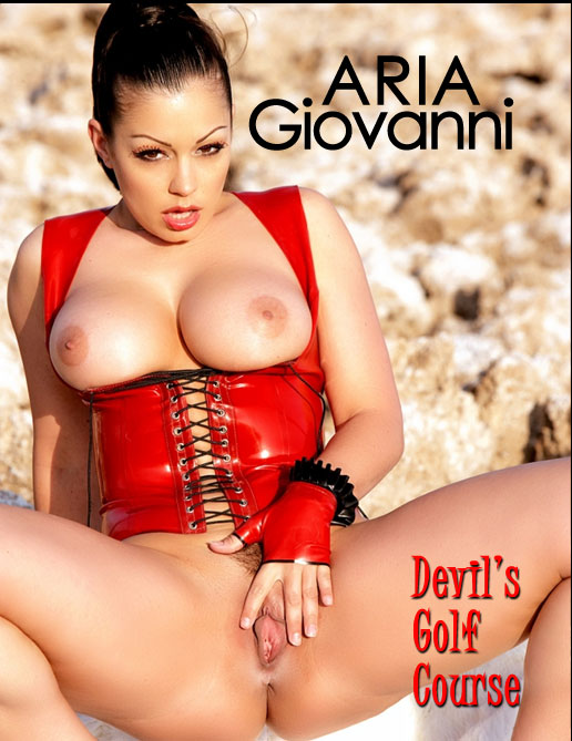 Aria Giovanni - `Devil's Golf Course` - by Holly Randall for HOLLYRANDALL