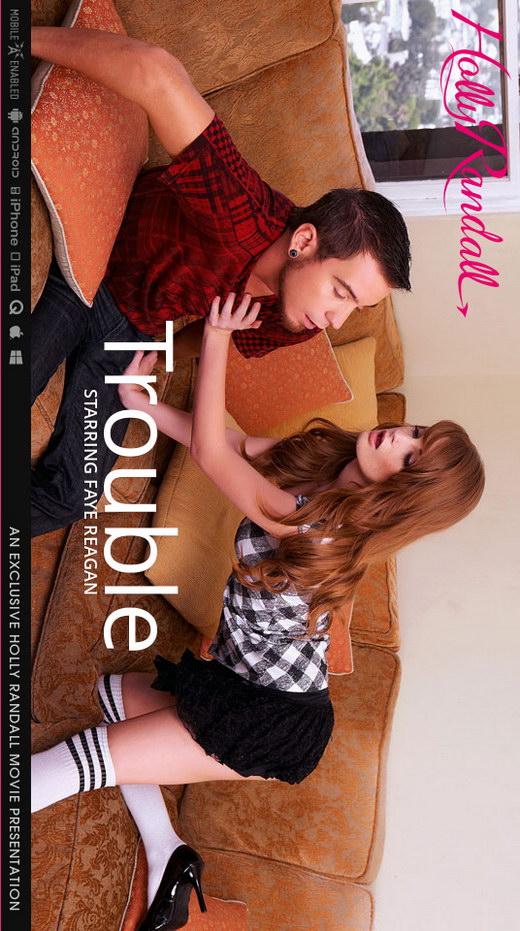 Faye Reagan - `Trouble` - by Holly Randall for HOLLYRANDALL