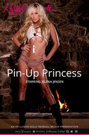 Pin-Up Princess (Cover picture is Kiara Diane in Shes's On Fire)