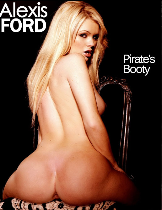 Alexis Ford - `Pirate's Booty` - by Holly Randall for HOLLYRANDALL