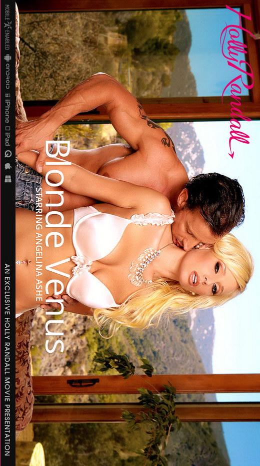 Angelina Ashe - `Blonde Venus` - by Holly Randall for HOLLYRANDALL