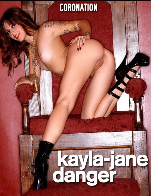 Kayla-Jane - `Danger` - by Holly Randall for HOLLYRANDALL