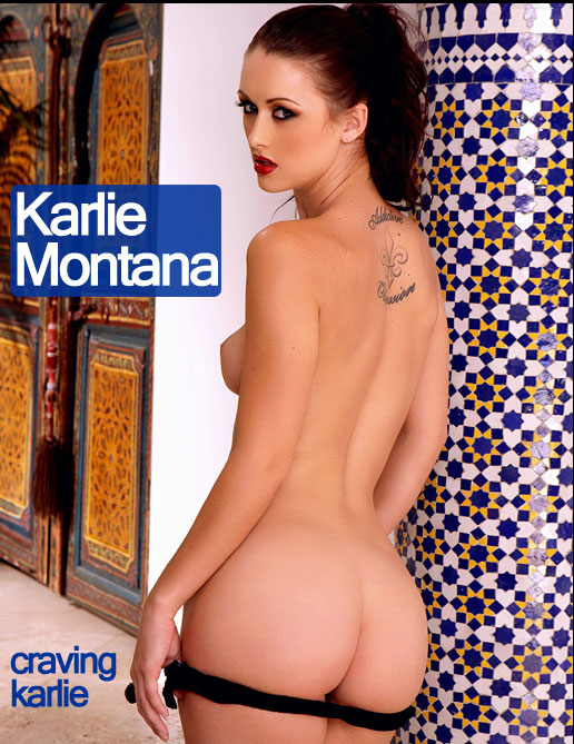 Karlie Montana - `Craving` - by Holly Randall for HOLLYRANDALL