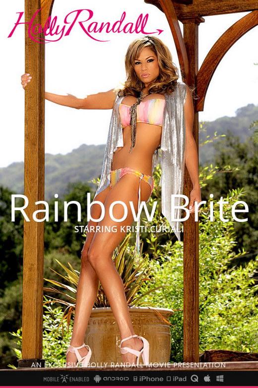 Kristi Curiali - `Rainbow Brite` - by Holly Randall for HOLLYRANDALL