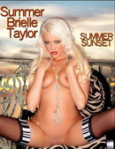Summer Brielle Taylor in Summer Sunset gallery from HOLLYRANDALL by Holly Randall