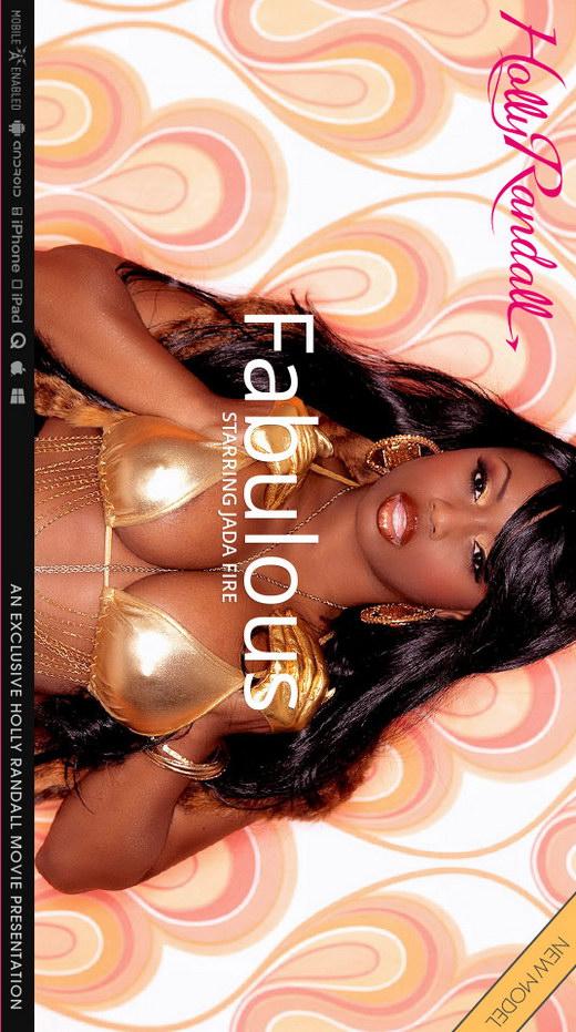 Jada Fire - `Fabulous` - by Holly Randall for HOLLYRANDALL