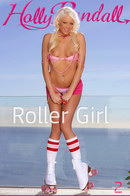 Summer Brielle Taylor in Roller Girl gallery from HOLLYRANDALL by Holly Randall