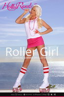 Summer Brielle Taylor in Roller Girl video from HOLLYRANDALL by Holly Randall