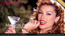 Heather Vandeven in Martinis Poolside video from HOLLYRANDALL by Holly Randall