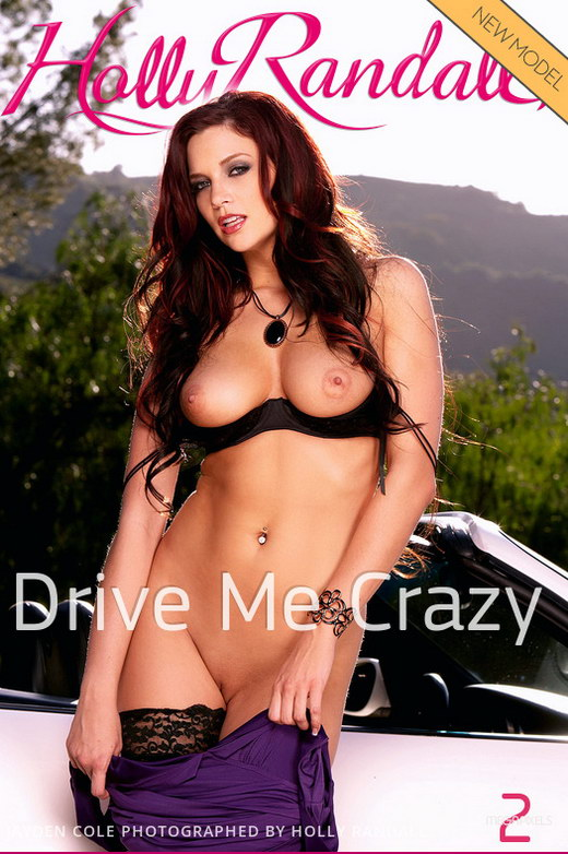 Jayden Cole - `Drive Me Crazy` - by Holly Randall for HOLLYRANDALL