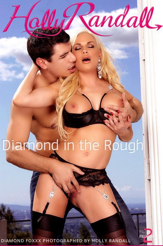 Diamond Foxxx - `Diamond in the Rough` - by Holly Randall for HOLLYRANDALL