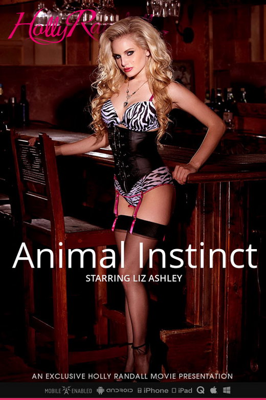 Liz Ashley - `Animal Instinct` - by Holly Randall for HOLLYRANDALL
