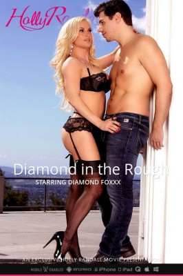 Diamond Foxxx  from HOLLYRANDALL