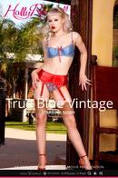 True Blue Vintage
