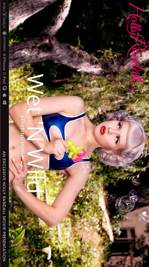 Mosh - `Wet 'N Wild` - by Holly Randall for HOLLYRANDALL