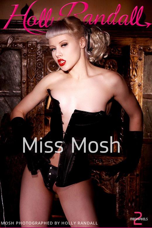 Mosh - `Miss Mosh` - by Holly Randall for HOLLYRANDALL