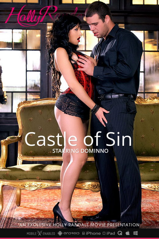 Dominno - `Castle of Sin` - by Holly Randall for HOLLYRANDALL