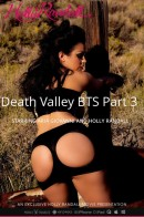 Aria Giovanni & Holly Randall in Death Valley Bts Part 3 video from HOLLYRANDALL by Holly Randall