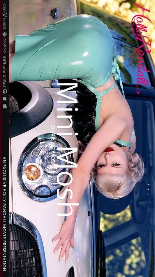 Mosh - `Mini Mosh` - by Holly Randall for HOLLYRANDALL