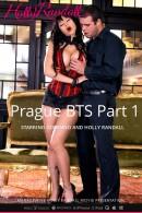 Dominno & Holly Randall - Prague BTS Part 1
