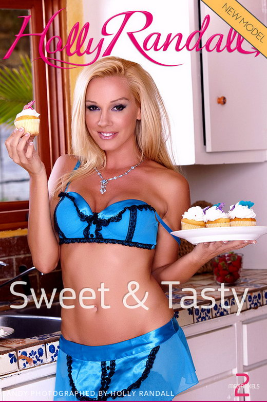 Sandy - `Sweet & Tasty` - by Holly Randall for HOLLYRANDALL