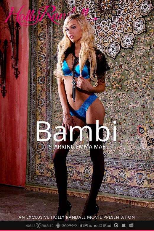 Emma Mae - `Bambi` - by Holly Randall for HOLLYRANDALL