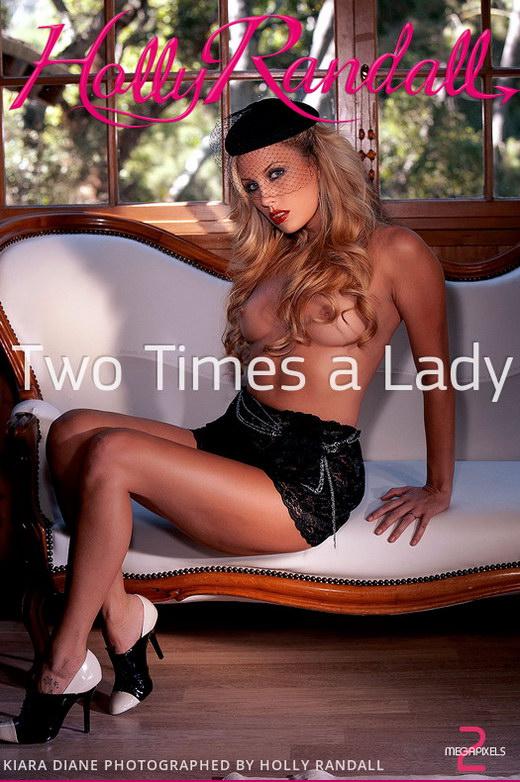 Kiara Diane - `Two Times a Lady` - by Holly Randall for HOLLYRANDALL