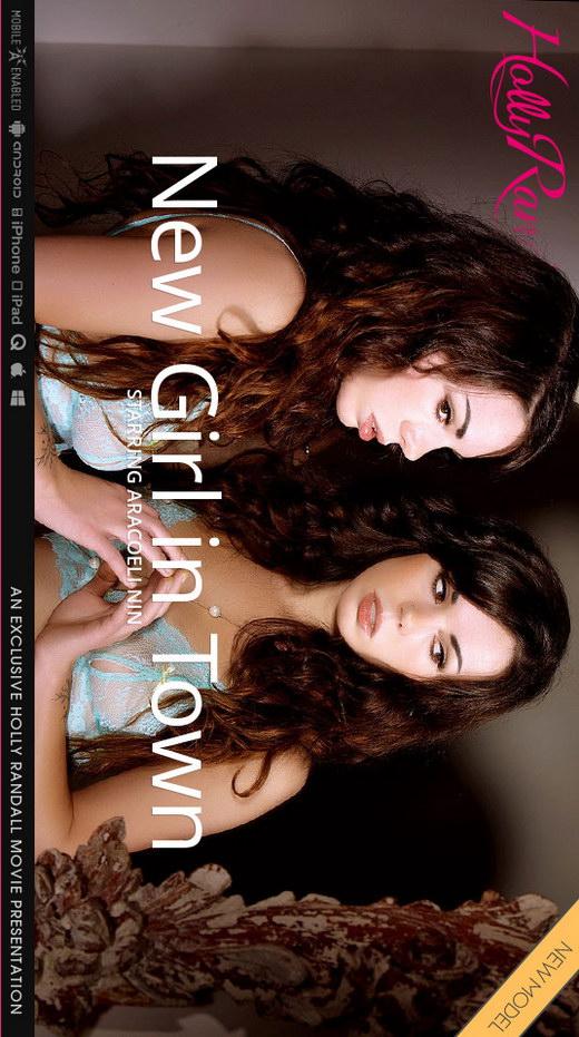 Aracoeli Nin - `New Girl in Town` - by Holly Randall for HOLLYRANDALL