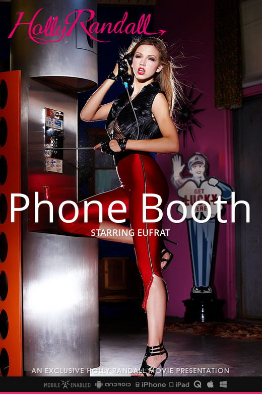 Eufrat - `Phone Booth` - by Holly Randall for HOLLYRANDALL