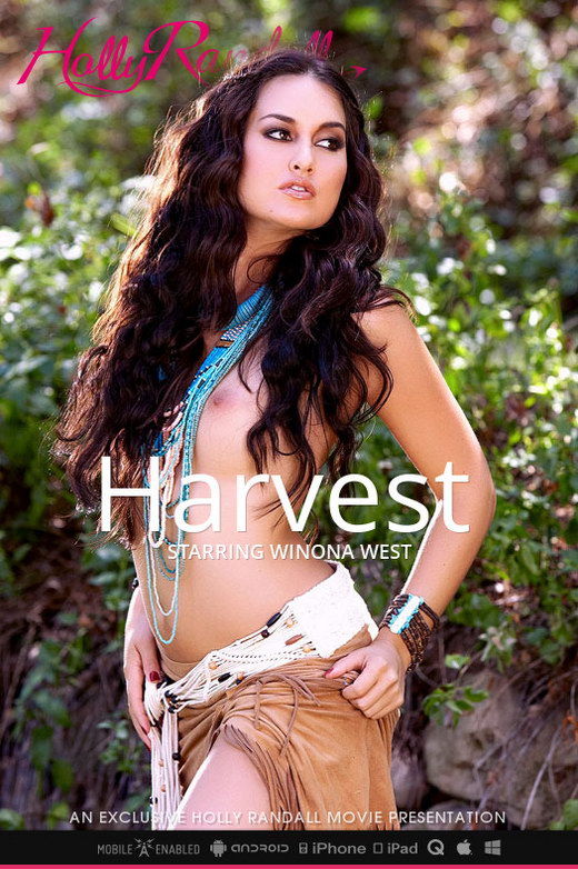 Winona West - `Harvest` - by Holly Randall for HOLLYRANDALL