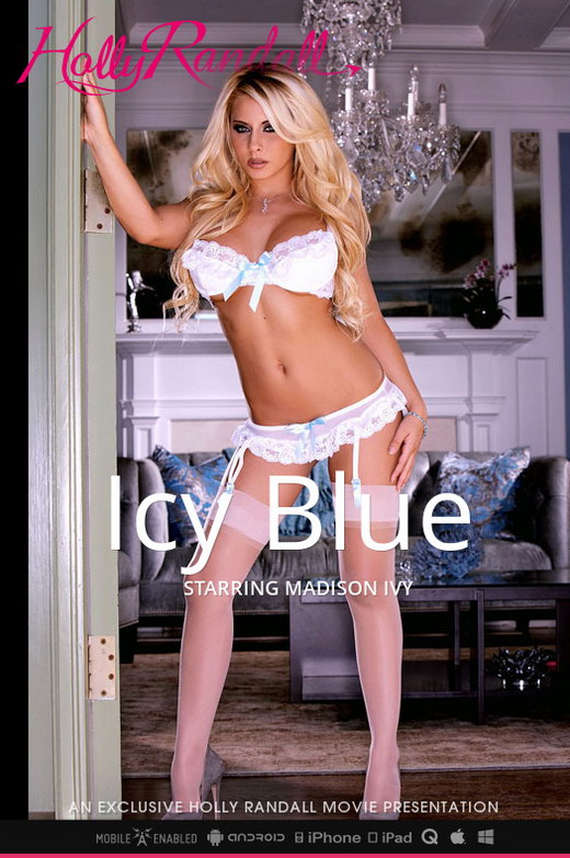 Madison Ivy - `Icy Blue` - by Holly Randall for HOLLYRANDALL